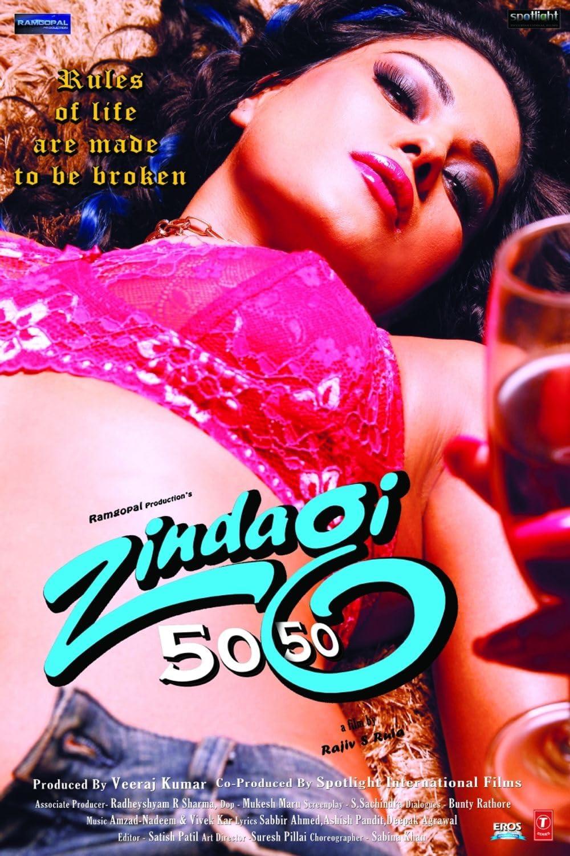 18+ Zindagi 50 50 2013 Hindi Movie HDRip 450MB Download