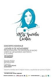 Mi querida Cecilia Poster