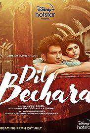 Dil Bechara (2020) Hindi WEB-DL – 720p 1080p – AVC