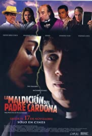 The Curse of Father Cardona Poster