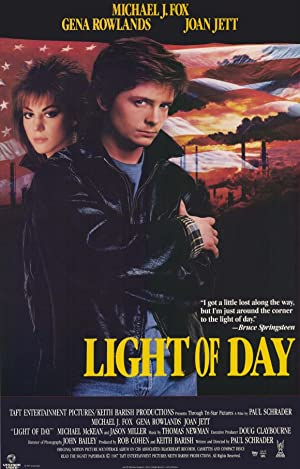 Light of Day Poster Image