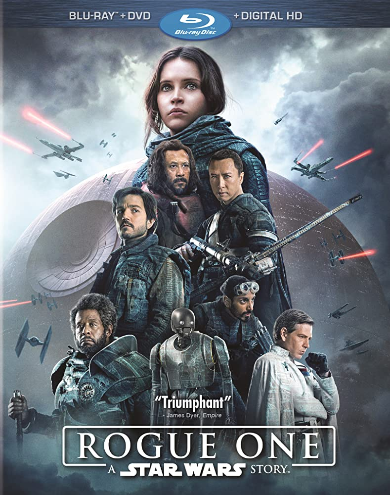 Rogue One: A Star Wars Story (2016) 720p BDRip Hindi English Tamil Telugu ESubs