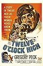 Twelve O'Clock High (1949) Poster