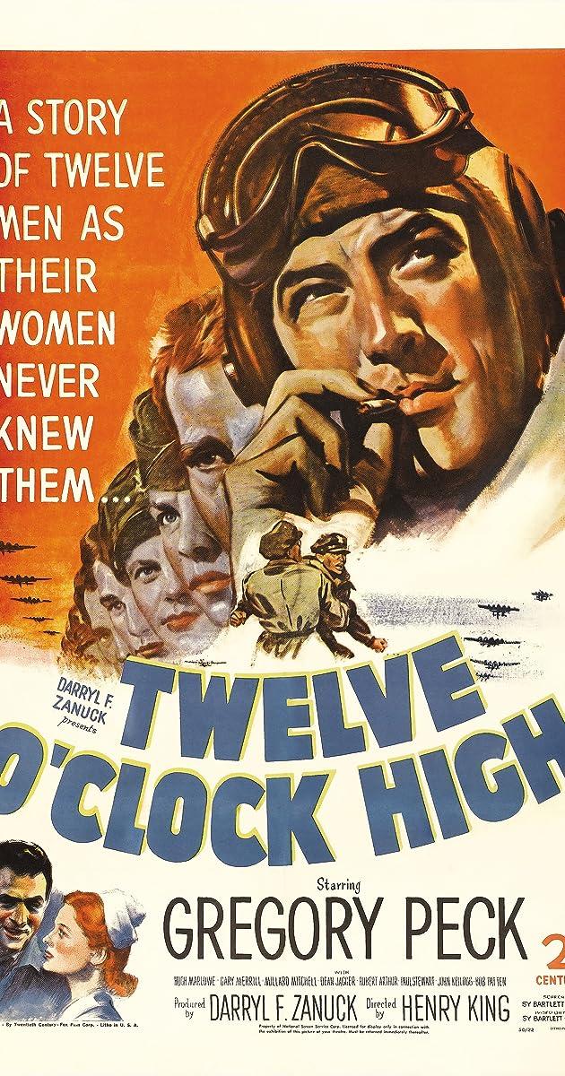 Twelve O'Clock High (1949) - Twelve O'Clock High (1949) - User