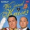 Robert Palfrader and Rudi Roubinek in Wir sind Kaiser (2007)