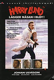 'Harry Lund' lägger näsan i blöt! Poster
