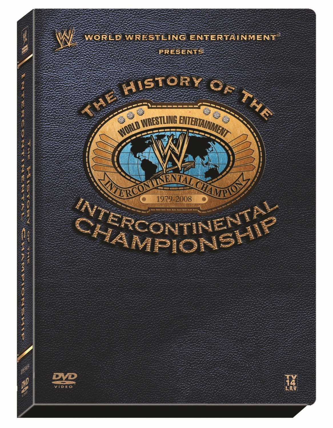 WWE: The History of the Intercontinental Championship (2008)