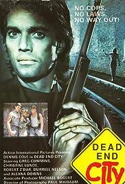 Dead End City Poster