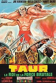 Taur, il re della forza bruta Poster
