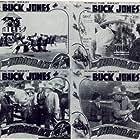 Muriel Evans, George 'Gabby' Hayes, Buck Jones, and Bryant Washburn in The Throwback (1935)