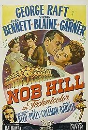 Nob Hill(1945) Poster - Movie Forum, Cast, Reviews