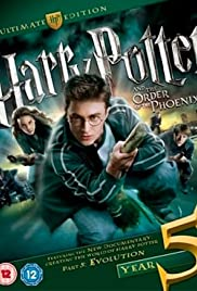 Creating the World of Harry Potter, Part 5: Evolution Poster