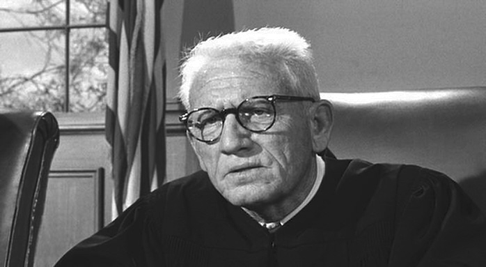 Image result for judgment at nuremberg spencer tracy