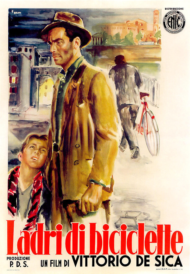 Bicycle Thieves (1948) BluRay 720p & 1080p