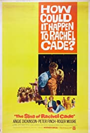 The Sins of Rachel Cade Poster