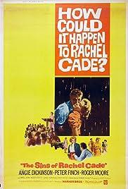 The Sins of Rachel Cade(1961) Poster - Movie Forum, Cast, Reviews