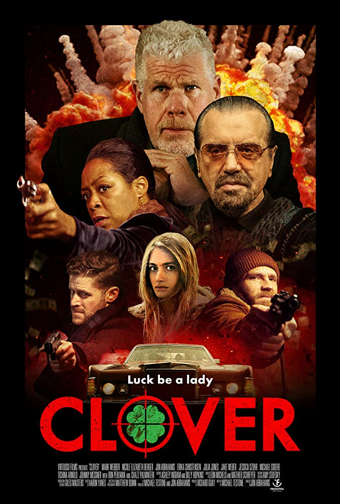 Clover (2020) English 720p HDRip 800MB