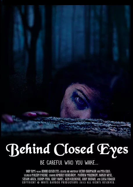 Behind Closed Eyes