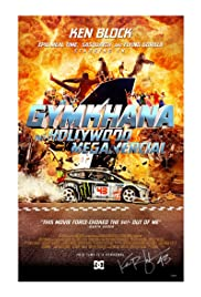 Gymkhana 4: The Hollywood Megamercial Poster