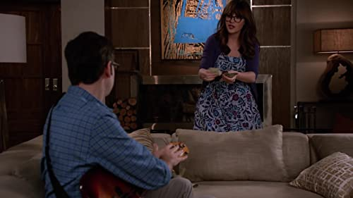 New Girl: Jess Asks Robby About His Medical Bills