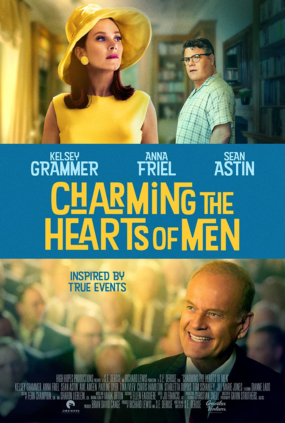 Charming the Hearts of Men (2021) Bengali Dubbed (Voice Over) WEBRip 720p [Full Movie] 1XBET