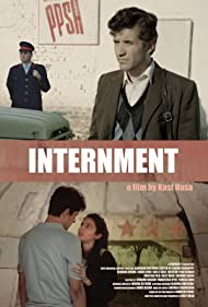 Klodian Hoxha, Enxhi Cuku, and Krist Baci in Internment (2018)