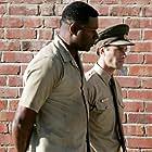 Joseph Fiennes and Dennis Haysbert in Goodbye Bafana (2007)