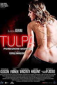 Claudia Gerini in Tulpa - Perdizioni mortali (2012)