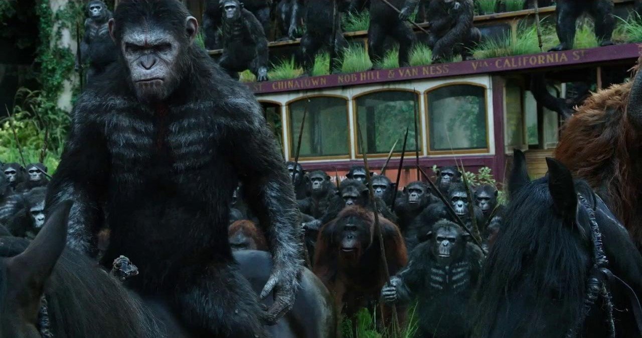 Film Dawn Of The Planet Of The Apes 2014 Tribunnewswiki Com Mobile