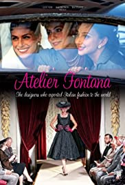 Atelier Fontana Streaming.Atelier Fontana Le Sorelle Della Moda Tv Movie 2011 Imdb