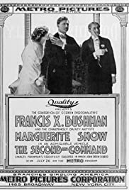 The Second in Command Poster