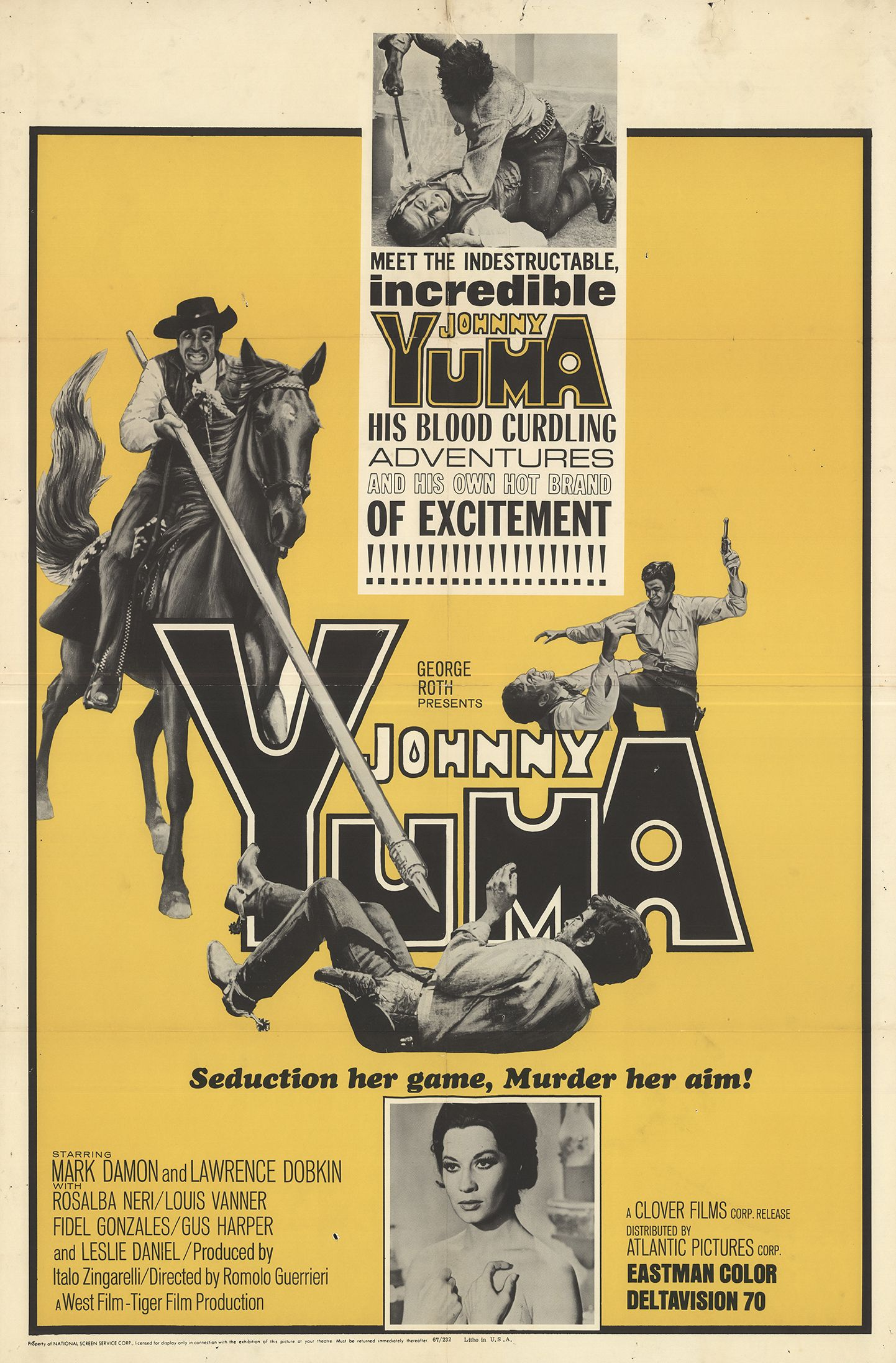 Johnny Yuma – O Vingador [Dub] – IMDB 6.3