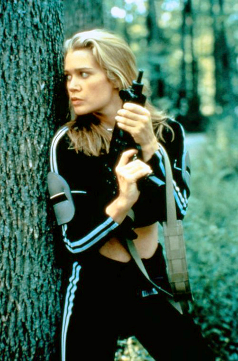 Laurie Holden in Expect No Mercy (1995)