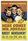 Here Comes Mr. Jordan (1941) Poster