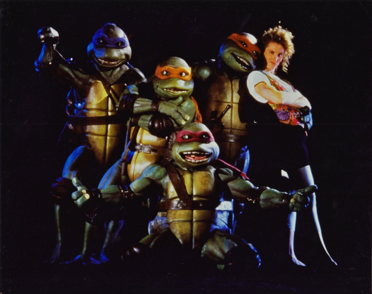 Teenage Mutant Ninja Turtles 1990 Photo Gallery Imdb