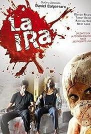 La ira Poster