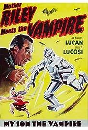 Vampire Over London Poster