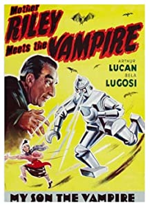All my movies portable download Mother Riley Meets the Vampire by William Beaudine [480x854]