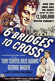 Six Bridges to Cross Poster
