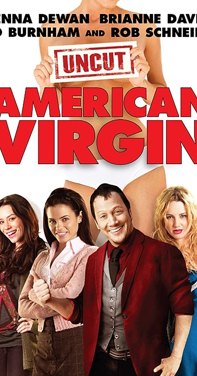 Subtitle of American Virgin