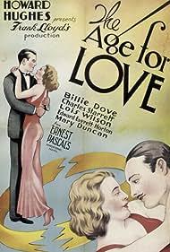 Edward Everett Horton, Billie Dove, Charles Starrett, and Lois Wilson in The Age for Love (1931)