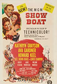 Show Boat (1951) Poster - Movie Forum, Cast, Reviews