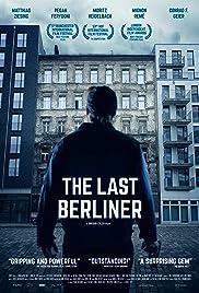 The Last Berliner Poster