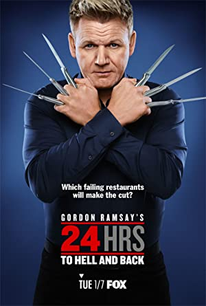 Where to stream Gordon Ramsay's 24 Hours to Hell and Back