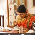 Mukta Barve in Aamhi Doghi (2018)