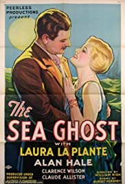 The Sea Ghost Poster