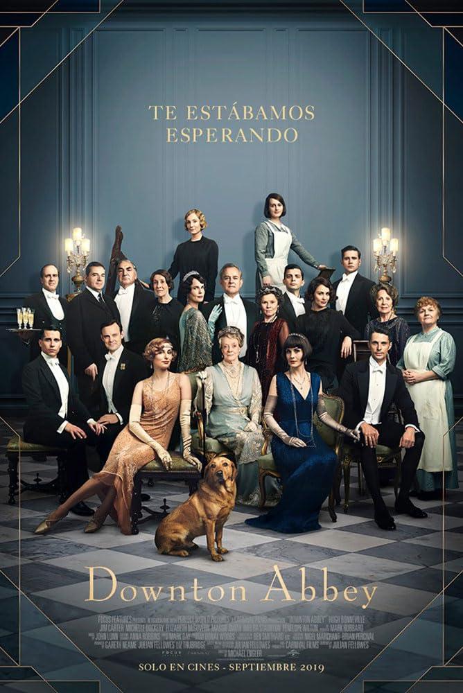 Downton Abbey (2019) Hindi Dubbed
