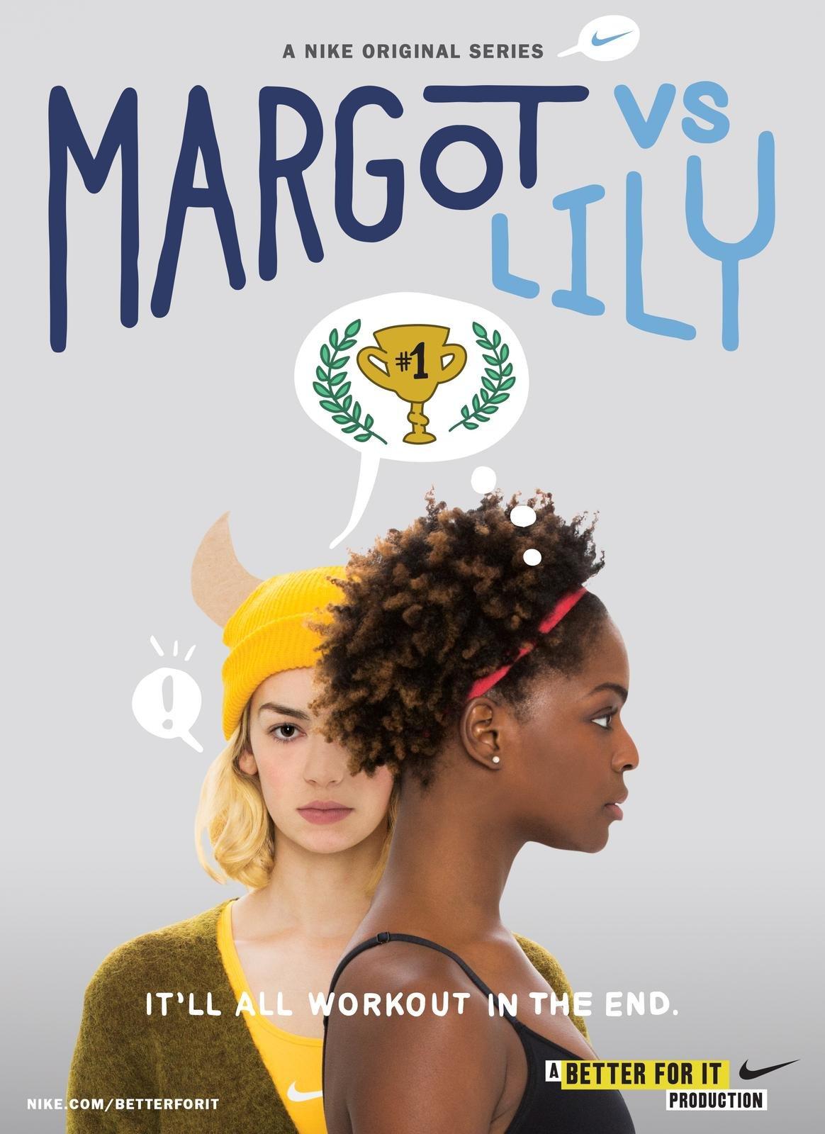 Margot vs. Lily (2016)