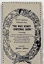 The Walt Disney Christmas Show Poster