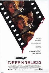 Barbara Hershey and Sam Shepard in Defenseless (1991)